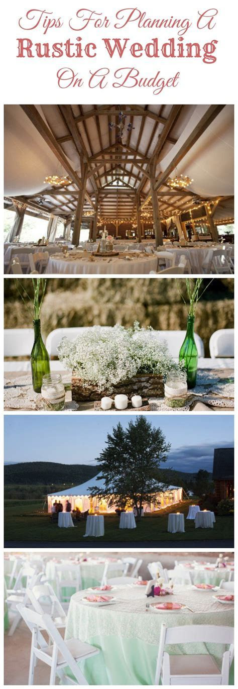 Tips For Planning A Rustic Wedding On A Budget   Rustic