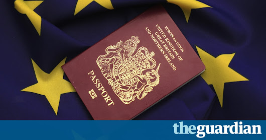 European parliament Brexit chief: 'Let Britons keep freedom of movement' | Politics | The Guardian
