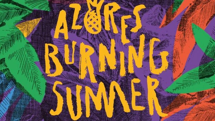 Resultado de imagem para azores burning summer 2019