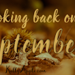 Looking back on September... - Kelly Apple
