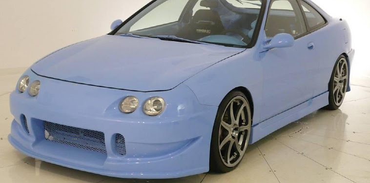 Acura Integra 4 Door Custom