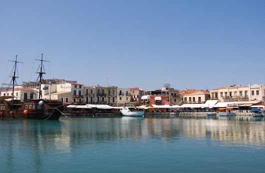 Discover magical Rethymno city on the Greek island of Crete | TornosNews.gr