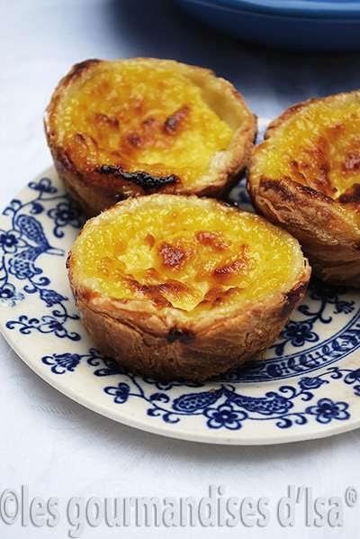 Recette De Pasteis De Nata Les Foodies