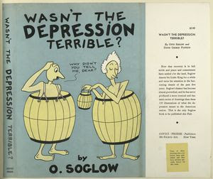 Wasn't the depression terrible... Digital ID: 1103812. New York Public Library