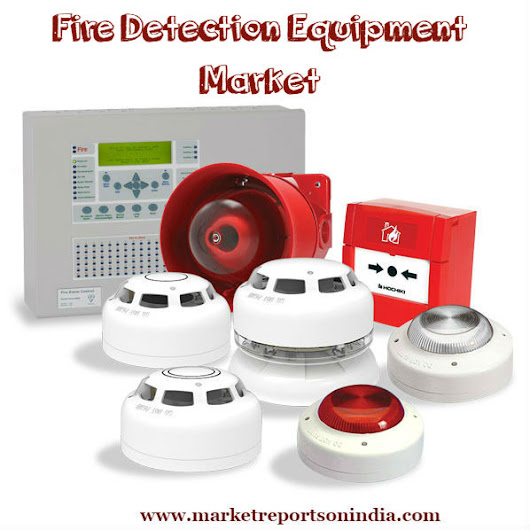 India Fire Detection Equipment Market By Product, By Alarm System Type, By End User, Competition Forecast & Opportunities, 2022