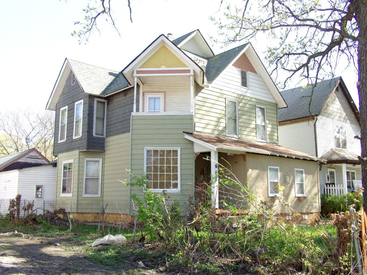 Des Moines, Iowa IA For Sale By Owner, Iowa FSBO Home in Des Moines IA, HARRISON AVE