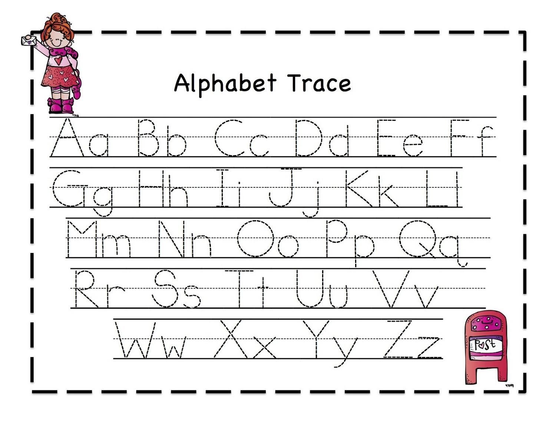 Letters For Kids - Scalien