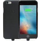 Bezalel iPhone 6 Plus 6s Plus Qi Wireless Charging Case Black