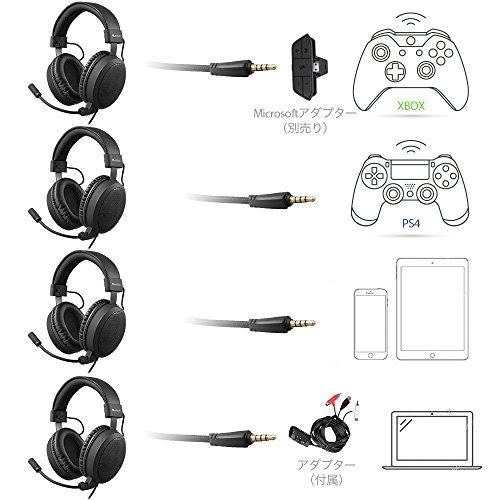 Más Barato AudioMX HS-9S Auriculares Gaming Audífonos de