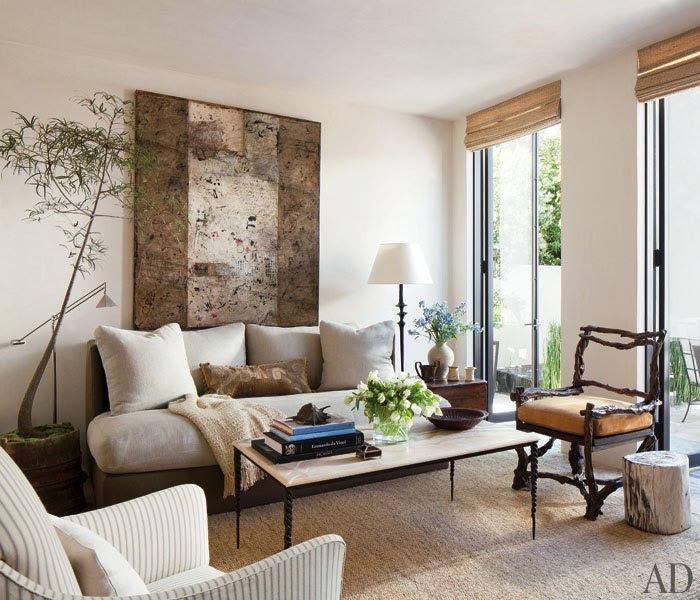 Weekend House Interior Design In Malibu Usa