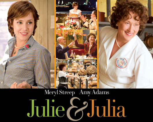 Julie and Julia : Movie Review