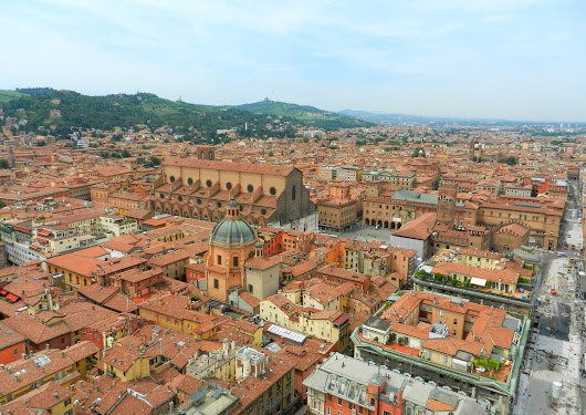 Bologna, City of Many Names - The Incredibly Long Journey