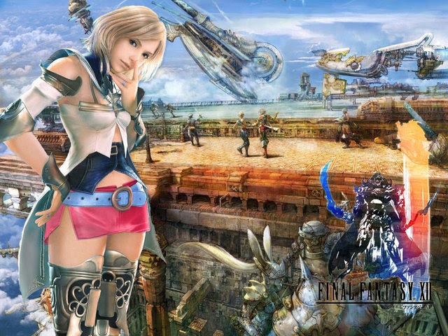 Final Fantasy Pictures, Japanese cartoon pictures