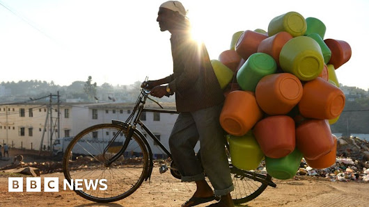 Is Bangalore really running out of water?