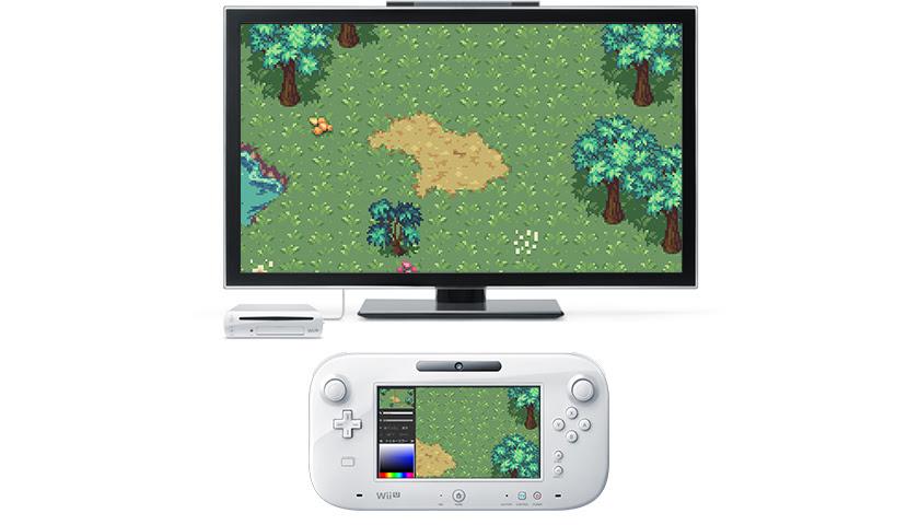 Japan: screens for upcoming Wii U\/3DS games Pok\u00e9mon