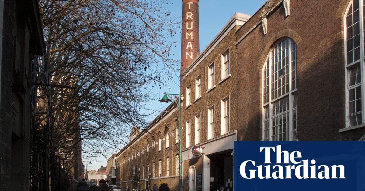 Old Truman Brewery in London to become office and shopping complex