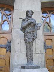 Johannes Kastaja, patsas