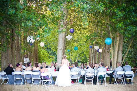 Backyard Wedding Ideas   Romantic Decoration