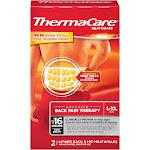ThermaCare Heatwraps, Lower Back & Hip, L-XL Size - 2 heatwraps