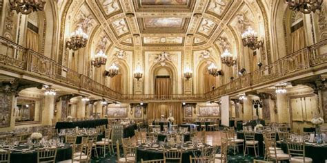 Congress Plaza Hotel Weddings   Get Prices for Wedding