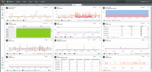 Getting Started with Web Application Monitoring