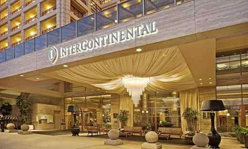 Payment Cards Data of IHG Luxury Hotels Is At Risk
