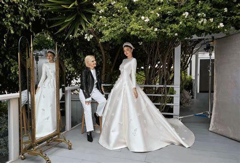 Miranda Kerr   Wedding Dress for VOGUE 2017