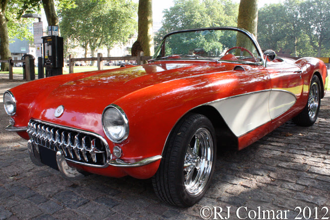 Chevrolet Corvette, Avenue Drivers Club, Bristol
