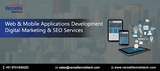 Web and Mobile Applications Development Services in India | Visual.ly