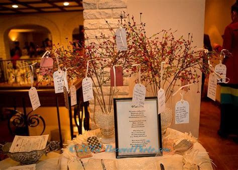 Wedding Guest Book Alternative LARGE WiSH TREE TAGS