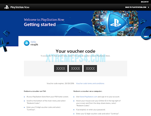 PlayStation Now Beta Invites Going Out