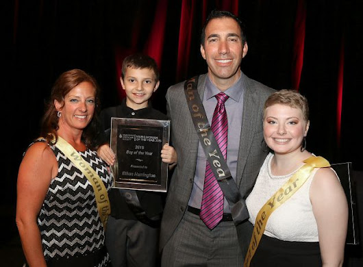 Leukemia & Lymphoma Society Names William Lia Jr. 2015 Man of the Year