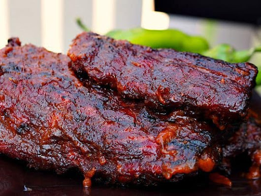 Green Chile BBQ Sauce & Dry Rub recipe