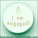 I'm Engaged Pin
