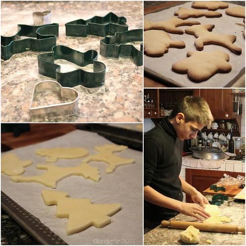 mamo fa i biscotti