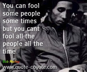 Fool Quotes Quote Coyote