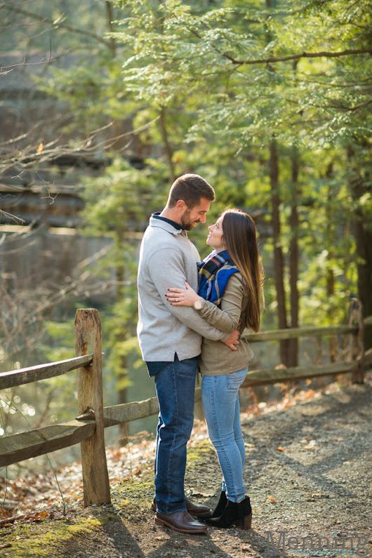 Gianna & Nick Engagement Session | Youngstown, Ohio Photography
