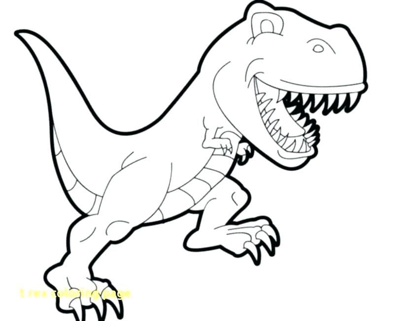 malvorlagen dinosaurier t rex online  zeichnen und färben