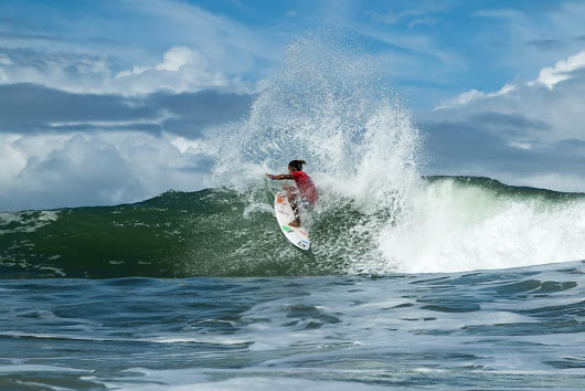 Costa Rica vies for team gold in World Surfing GamesThe Tico Times
