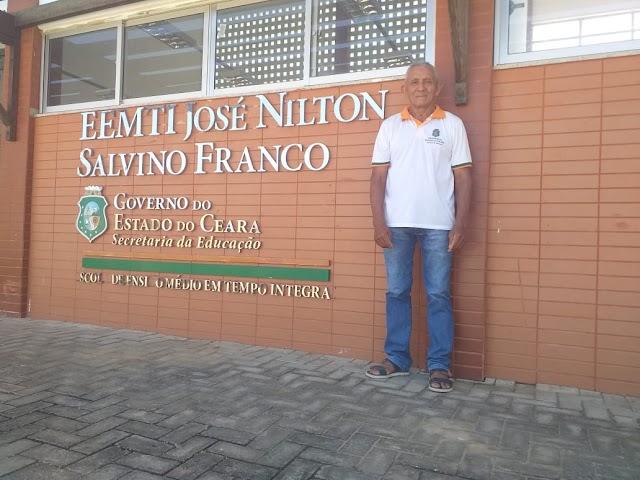 Agricultor de 72 anos segue estudos e sonha em cursar Direito após concluir Ensino Médio