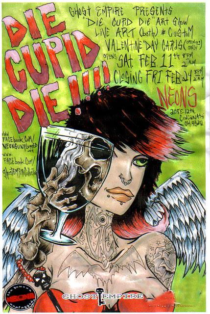 Die Cupid Die!