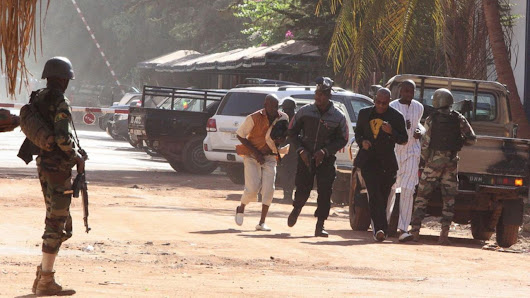 3 confirmed dead in attack on Mali hotel, more than 100 hostages held, officials say |