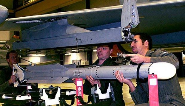 Rudal IRIS-T, Penghancur Pesawat yang Canggih dan Cepat