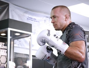 Georges St-Pierre (Foto: Evelyn Rodrigues)