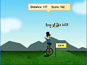 Jogar Unicycle madness Jogos