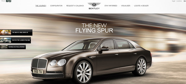 The New Flying Spur