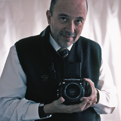 Me and Bronica EC-TL