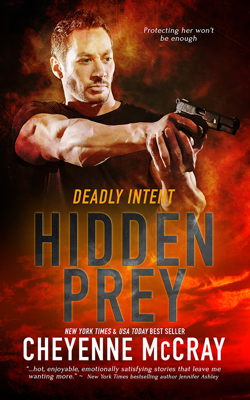 Hidden Prey available for preorder!