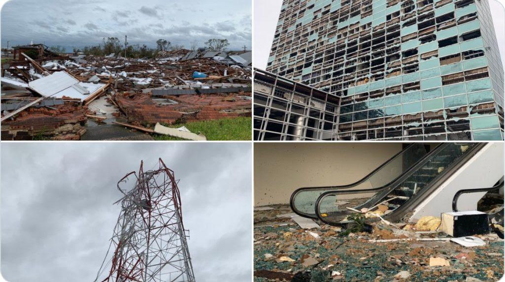 Τυφώνας Laura, βίντεο τυφώνα Laura, εικόνες τυφώνα Laura, τυφώνας Laura Αυγούστου 2020 βίντεο και εικόνες