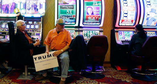 Government, Cronyism, and the Gambling Industry | People's Pundit Daily